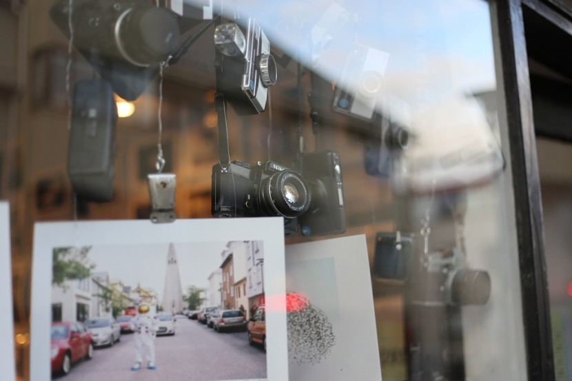 cameras and prints