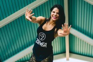 Zumba Fitness Photoshoot